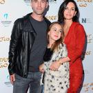 Johnny McDaid, director Courteney Cox and daughter Coco Arquette arrive at the Los Angeles Special Screening of