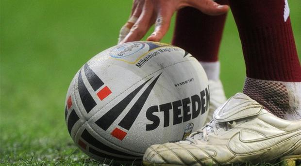 Featherstone prop James Lockwood has been given a two-year ban for breaching the Rugby Football League's anti-doping regulations in the first finding of its kind in the UK.