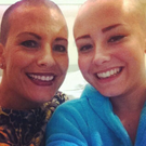 Sharon O'Neill who shaved her head with daughter Sarah (Credit: Facebook Smile for Sarah)