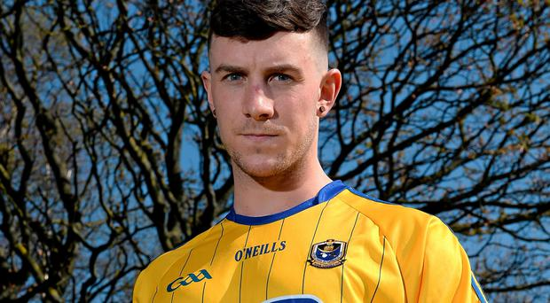 Roscommon Neil Collins is looking forward to playing Down in Croke Park