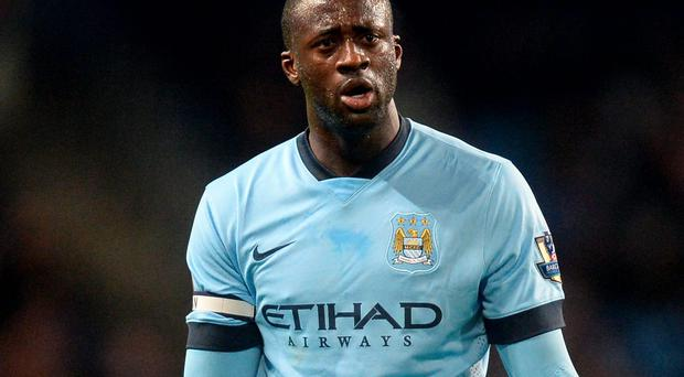 Yaya Toure now appears ready to head to the Manchester City exit door after suggesting he has grown tired of playing for the club