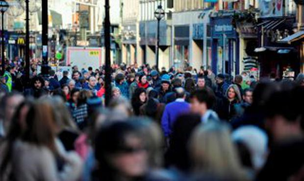 Retail vacancies have fallen in six of nine cities in Ireland