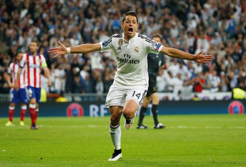 Javier Hernandez could make a permanent move to Real Madrid this summer