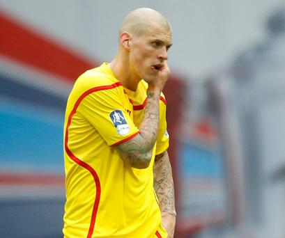 Skrtel: Staying put