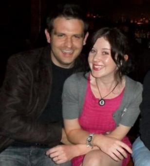 Tom Meagher with his wife Jill