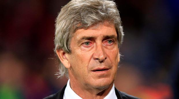 Manchester City manager Manuel Pellegrini will be frustrated by the new Champions League seedings