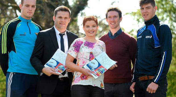 The launch of the GPA's report entitled 'Never Enough Time'