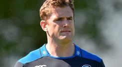 Leinster's Jamie Heaslip has been nominated for the Champion's Cup Player of the Year award