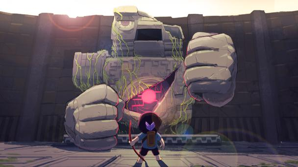 Titan Souls: nothing but bosses