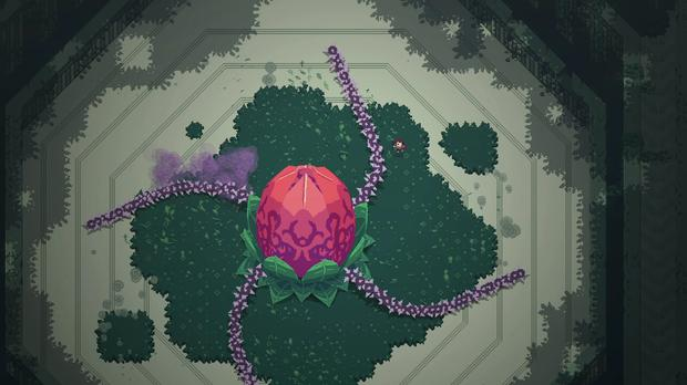 Titan Souls: dodge and roll are vital skills