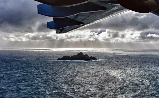 The Wild Atlantic Way. Photo: Irish Air Corps