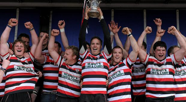 Enniscorthy's most recent success came in 2012 when Ross Barbour captained them to beat Tullow