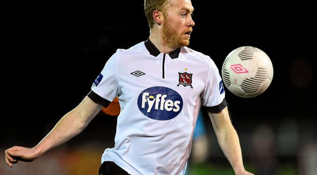 Dundalk will be looking to Chris Shields for another big performance at Turner's Cross