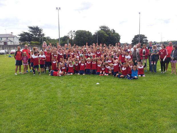 A selection of images from the Munster summer camps which are taking place throughout the province across the coming months