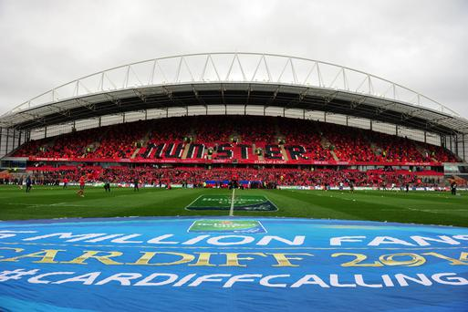 Thomond Park will host the finals for the Carroll Plate and the Webb Cup on Sunday