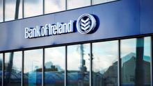 Bank of Ireland sign (Getty Images)