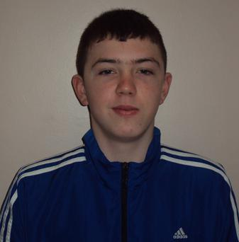 Missing teenager Mark Twomey