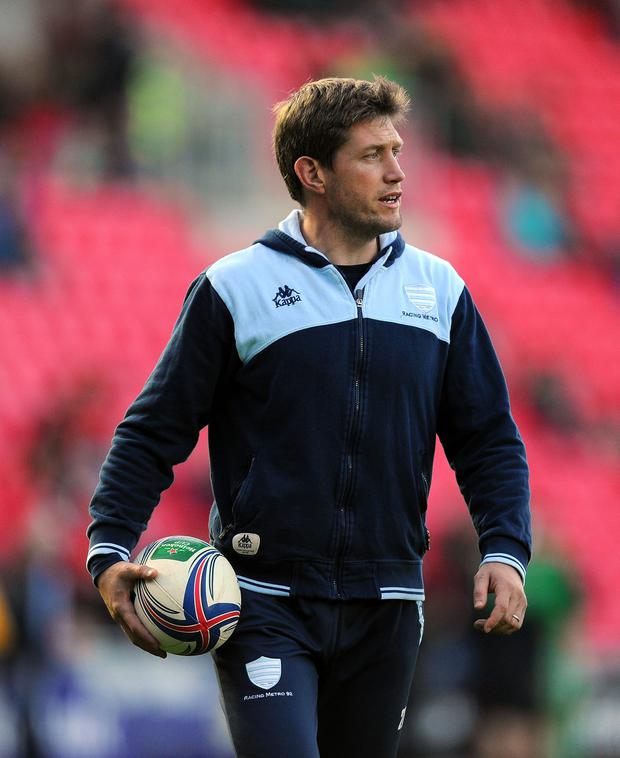 O'Gara is currently an assistant at Racing, where he looks after defence and kicking, and the former Munster star could be invited to move up with his superiors should they make the step up