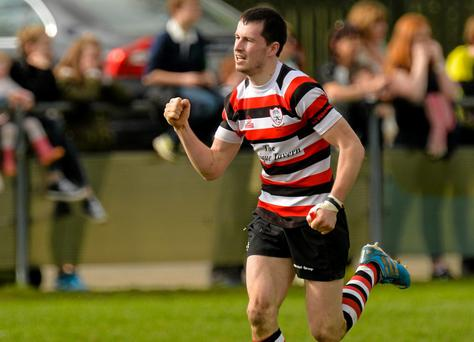 Tries from Ivan Jacob and Ivan Poole in the dying stages sealed Enniscorthy's place in the decider