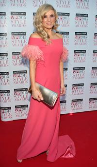 Jenny Buckley on the Red Carpet at The Peter Mark VIP Style Awards 2015 at The Marker Hotel,Dublin. Brian McEvoy