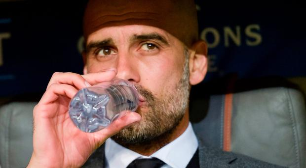 Guardiola: 'I am grateful to get this chance to return. It is something very special'