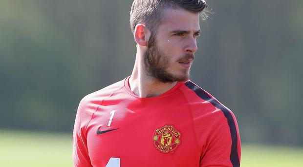 De Gea, the only United player to be short-listed for the PFA Player of the Year award, has resisted attempts by the club to tie him to a new deal to replace his current contract, which expires in June 2016