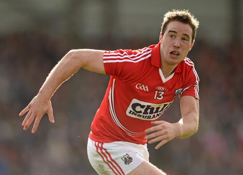 Cork forward Colm O'Neill suffered three cruciate knee injuries in five years