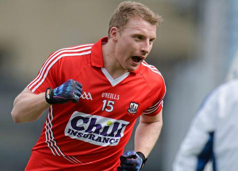 Brian Hurley is a quality player inside but Cork also have men who can score from distance