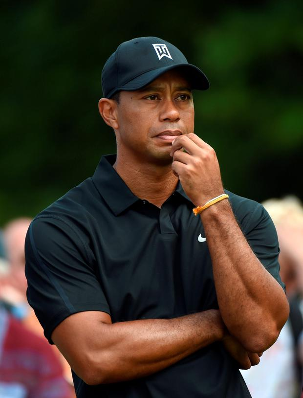 After an encouraging performance in The Masters at Augusta, Tiger Woods will face another all-round test of his revamped game at The Players
