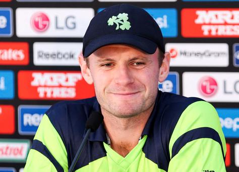 William Porterfield will win his 200th cap for Ireland against England after being named captain of a familiar looking 14-man squad for the biennial Royal London one-day international