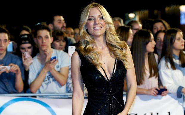 Edurne Garcia Almagro, David de Gea's pop-star girlfriend, is based in Madrid