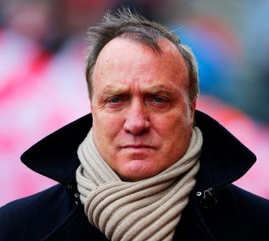 Dick Advocaat's Sunderland side face a daunting task in their bid to avoid relegation from the Premier League