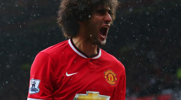 Marouane Fellaini has shown it's possible to win supporters back