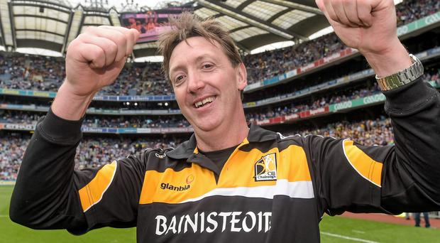 Kilkenny manager Pat Hoban: 'We made basic errors, simple mistakes, but we managed to squeeze through in extra-time in the end'