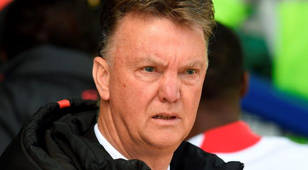 Manchester United manager Louis van Gaal said he could tell his team was not up for the fight against Everton from their relaxed attitude in the warm-up