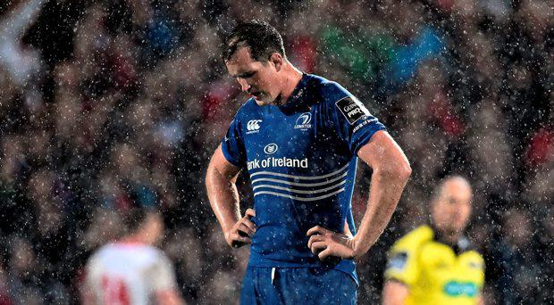 Devin Toner, Leinster, following his side's defeat