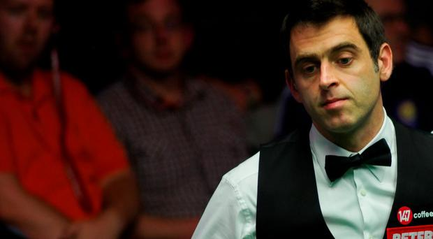 Ronnie O'Sullivan: 'When you've won it five times and you've won everything else then you don't really get that excited about it.'
