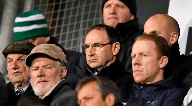 Martin O'Neill said that holding the match behind closed doors will give his squad the flexibility to make any changes he sees fit ahead of the European qualifiers on June 13.