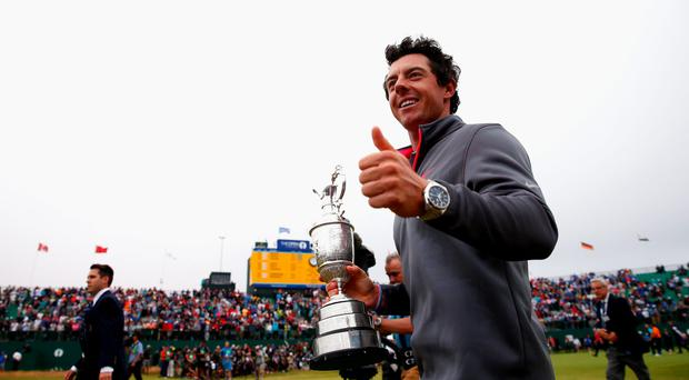 Four-time Major winner McIlroy and Horschel have come a long way since their Sunday foursomes match when the American came whooping and hollering onto the 14th green at Royal County Down