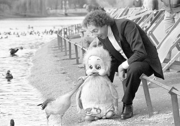 Ventriloquist Keith Harris Photo credit: Robert C Kelly/PA Wire