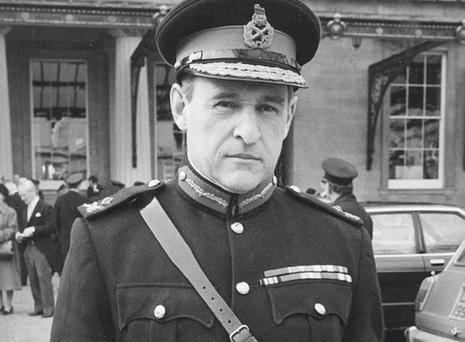 Major General Sir Frank Kitson Credit: Belfast Telegraph