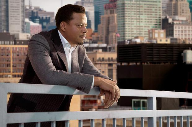 EMPIRE: Terrence Howard as powerful music mogul Lucious Lyon in the premiere episode of EMPIRE. Chuck Hodes/FOX