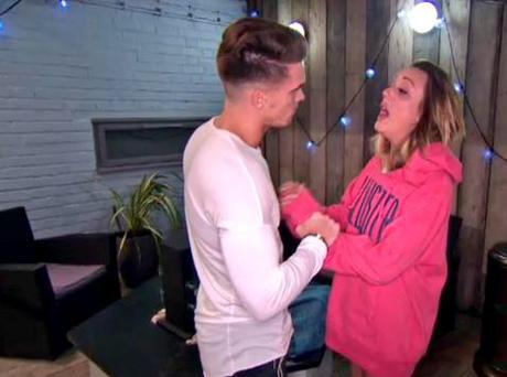 Gary and Charlotte talk on Geordie Shore