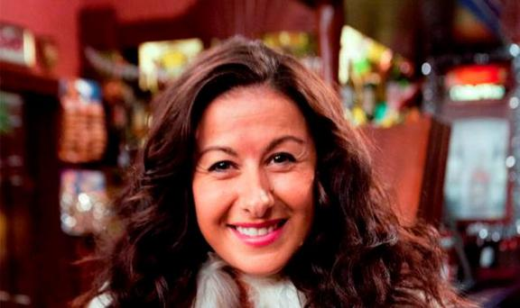 Hayley Tamadden, who plays Andrea Beckett, will be leaving Coronation Street in September