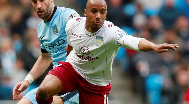Fabian Delph has spoken highly of team-mate Jack Grealish