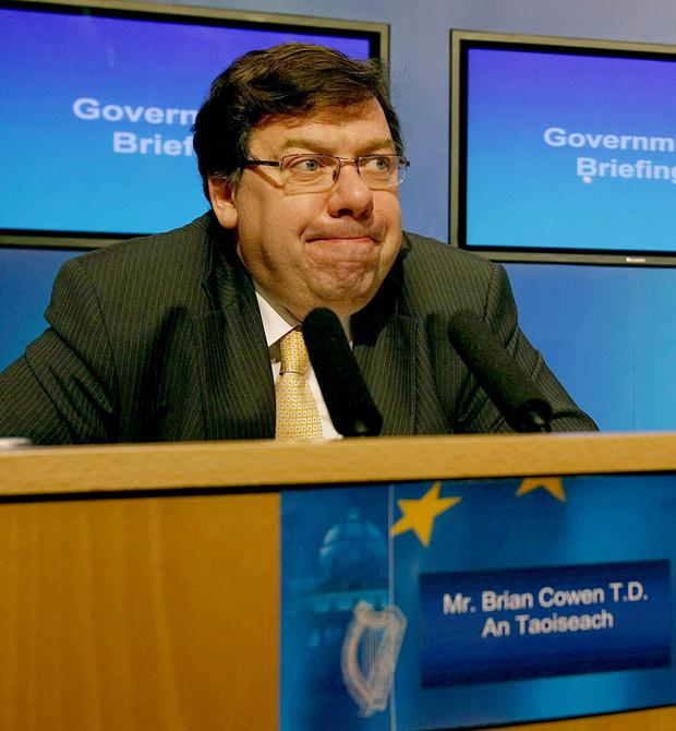 It is understood Mr Cowen will give evidence in July, but a number of other contributors, including key officials at the Department of Finance, could also throw more light on the subject