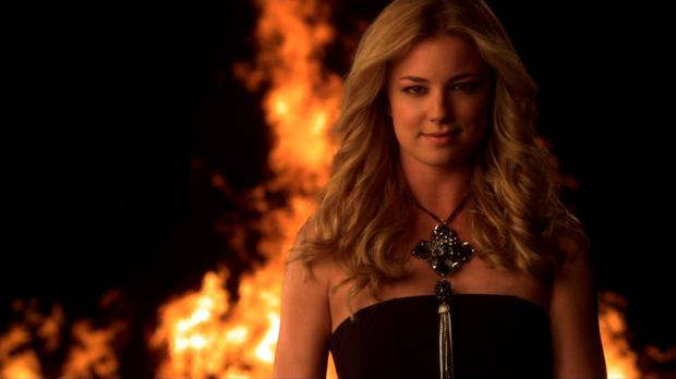 Emily Thorne (Emily VanCamp) in Revenge