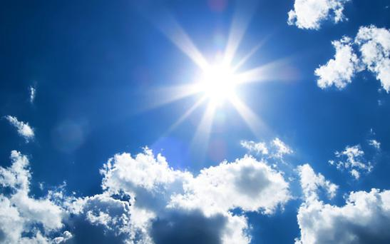 Ireland's hopes of a mini heatwave this weekend have been ruled out by forecasters