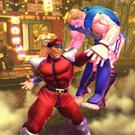 Ultra Street Fighter IV - Bison goes for the gut