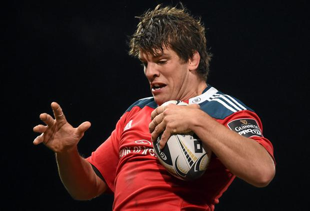 Munster's longest-serving player Donncha O'Callaghan believes that the new format for the Guinness Pro12 has greatly enhanced the competition